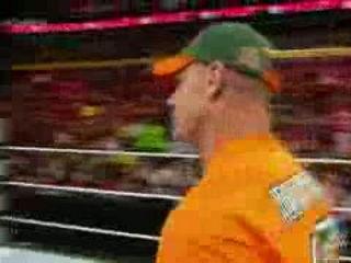 John Cena vs. Xavier Woods