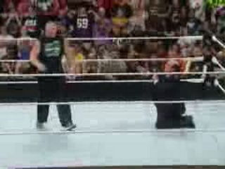 WWE The Undertaker crashes Brock Lesnar's homecoming celebration