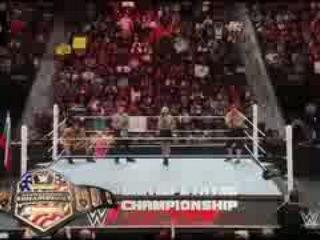 John Cena vs Rusev for the WWE US Championship