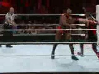 WWE Titus O'Neil vs. Stardust