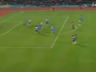 Faiz Subri insane knuckleball free kick Penang 4-1 Pahang FC