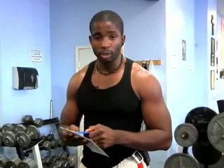 Shoulder Workout Taught Celebrity Fitness Donovan Green