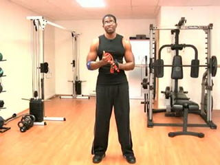 Donovan Green Celebrity Fitness - Gym At Home