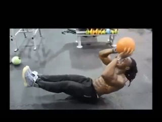 How to get Abs Like Ulisses Jr Six Pack Abs