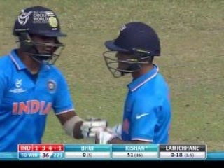 India Vs Nepal Match Highlights ICC Under 19 Cricket World Cup 2016