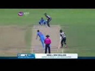 ICC #WT20 Cricket - New Zealand vs India Highlights
