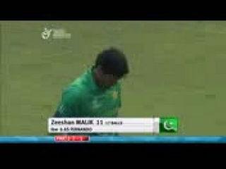 Pakistan v Sri Lanka Match highlights – ICC Under 19 World Cup 2016