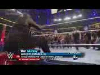 WrestleMania 32 HIGHLIGHTS The Skinny News