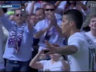 Real Madrid vs Eibar 4-0 Highlights and Goals