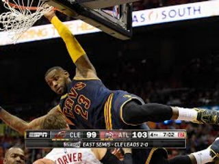 Cleveland Cavaliers vs Atlanta Hawks - Game 3 - Full Game Highlights May 6