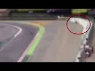 Moto GP CRASH 2016: Luis Salom Dies Accident - VIDEO FOOTAGE