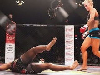 Women MMA Best Brutal Knockouts