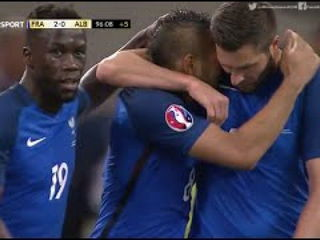 France vs Albania 2-0 (EURO 2016) All Goals & Full Highlights