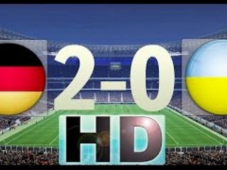 Germany 2-0 Ukraine Highlights & All Goals EURO 2016