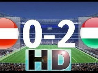 Austria 0-2 Hungary Highlights & All Goals EURO 2016