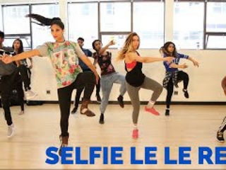 Selfie Le Le Re Choreography - Bollywood Dance