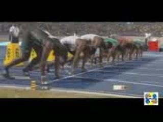 Justin Gatlin vs Usain Bolt Rio Olympics 2016