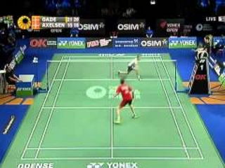 Insane Badminton - best Badminton of all time