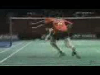 Insane Badminton - best Badminton of all time!