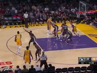 Brooklyn Nets vs LA Lakers