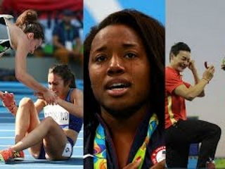 10 Greatest Moments from The 2016 Olympics