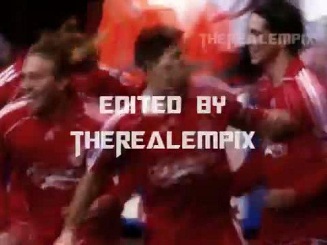 Steven Gerrard - Liverpool Legend