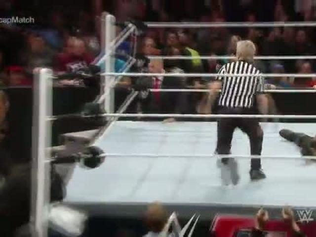 John Cena vs. Seth Rollins