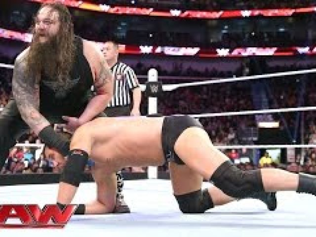 WWE The Social Outcasts vs. The Wyatt Family