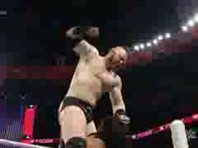 WWE Reigns vs. Sheamus - Mr. McMahon Guest Ref.
