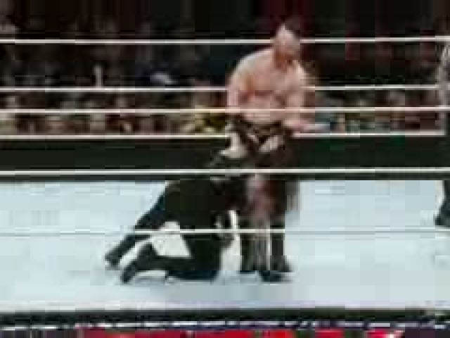 Roman Reigns vs. Sheamus