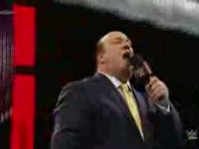 WWE Brock Lesnar confronts The Undertaker