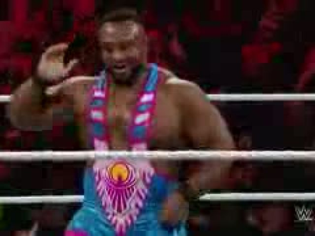 WWE The Usos vs. Big E & Kofi Kingston
