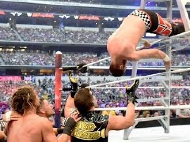 WrestleMania 32 4316 Kickoff April 3
