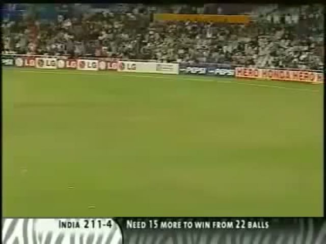 Sourav Ganguly - King of sixes