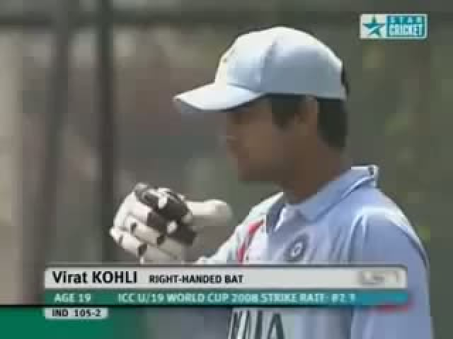 6 6 6 6 6 6 Sixes By Virat Kohli in an Over U19 World cup