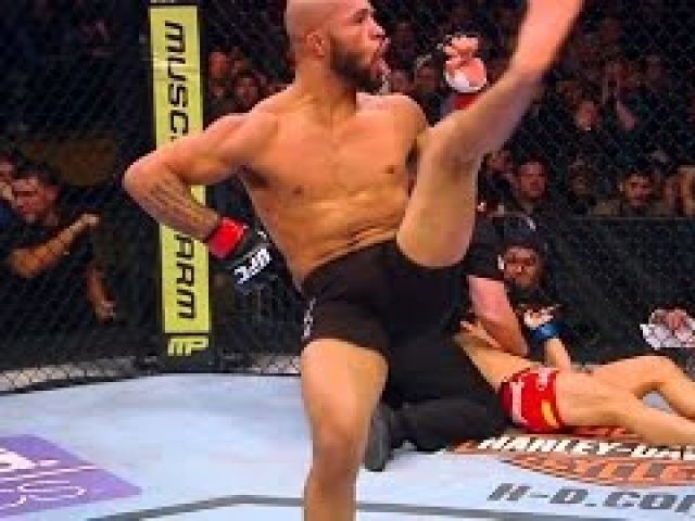 MMA Funny Fighters Dance Highlights
