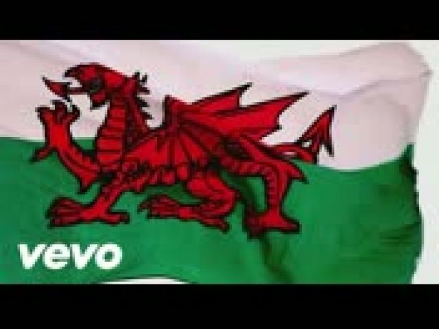 Together Stronger (C'mon Wales) Music Video