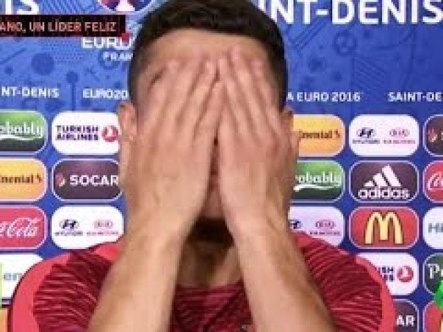Cristiano Ronaldo funny moment
