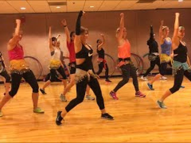 DHOOM AGAIN - Bollywood Dance Fitness Workout Valeo Club