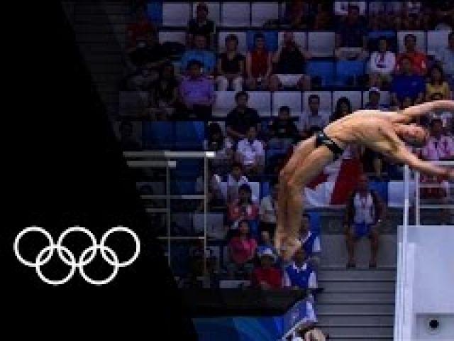 Top 3 Olympic 10M Platform Diving Scores Ever