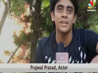 Prajwal Prasad Interview - Varsham movie