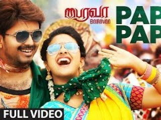 PaPa PaPa Video Song - Bairavaa