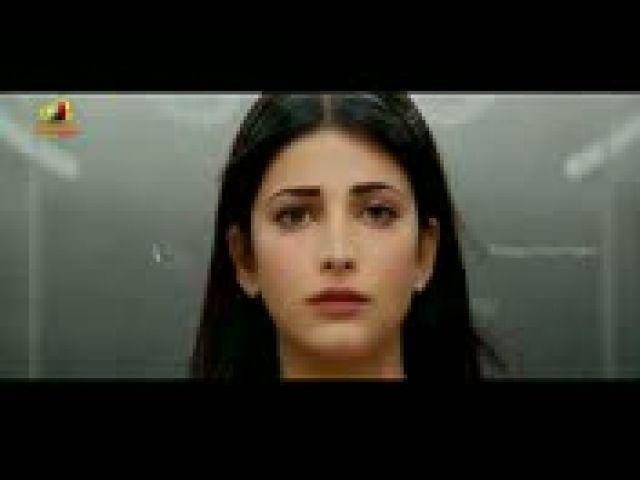 Allu Arjun Shocked at Shruti Hassan - Race Gurram Movie Comedy Scenes