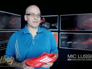 adidas adiZero Prime SP sprint spike technology - Eastbay.MP4