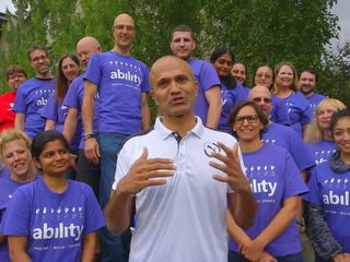 Satya Nadella Ice Bucket Challenge for ALS
