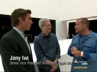 Exclusive: Apple Designer Jony Ive Talk About New Apple Watch