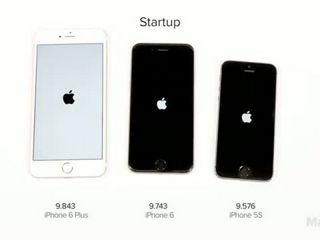 iPhone 6 Plus vs iPhone 6 vs. iPhone 5S Speed Test