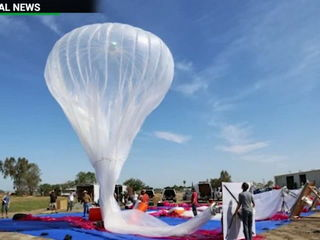 Google Project Loon- internet giant to test Wi-Fi balloons in Australia (1)