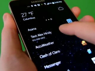 Nokia Z Launcher Quick Look!