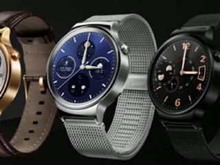 Huawei Watch hands-on - MWC 2015